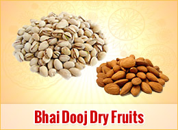 Bhai Dooj Dry Fruits