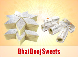 Bhai Dooj Sweets