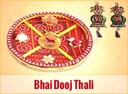 Bhai Dooj Thali
