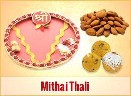 Mithai Thali