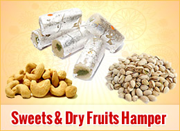 Sweets & Dry Fruits Hamper