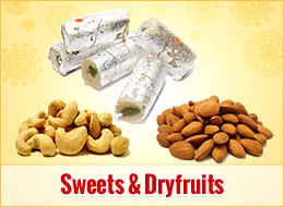 Sweets & Dryfruits