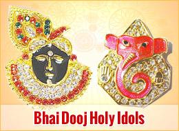 Bhai Dooj Holy Idols