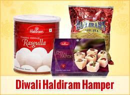 Diwali Haldiram Hamper