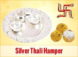 Silver Thali Hamper